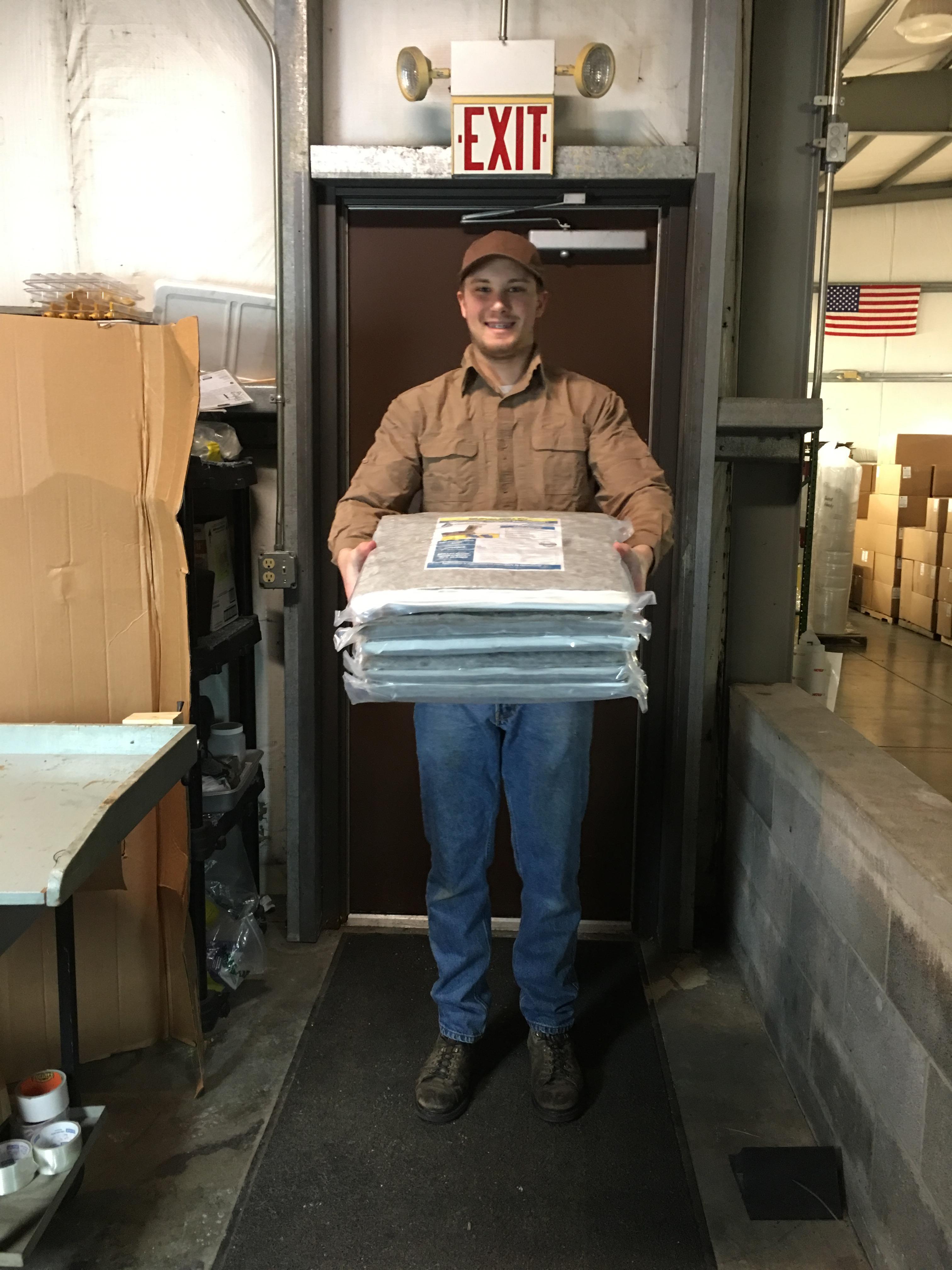 Delivery Guy 5 SmooshKits